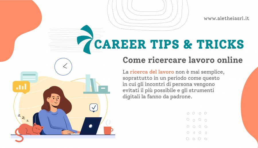Career tips and tricks: come trovare lavoro online
